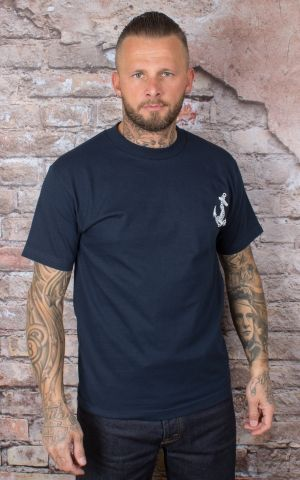 Cartel Ink T-Shirt Hommes - Strenght, Honor, Loyalty, Respect