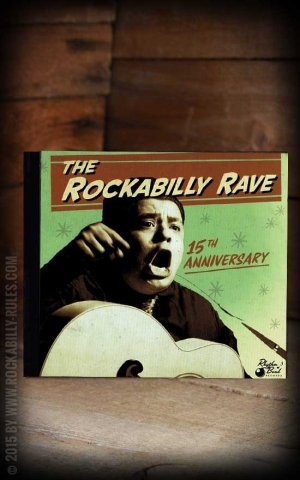 Sampler - Rockabilly Rave 15