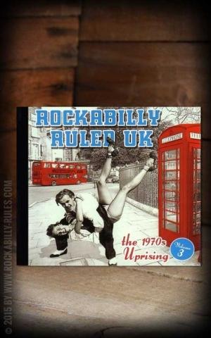 Sampler - Rockabilly Ruled UK ! Vol 3