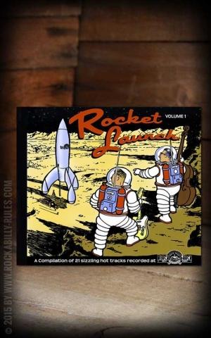 Sampler - Black Shack Recordings - Rocket Launch Vol.1