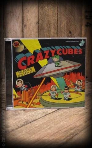 Crazy Cubes - Mejdchen Aus Dem All