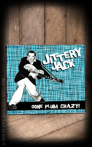 Jittery Jack - Gone Plum Crazy by Wild Records