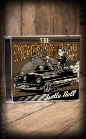 Pinstripes - Gotta Roll