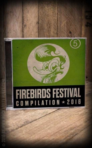 Sampler - Firebirds Festival Compilation 2016
