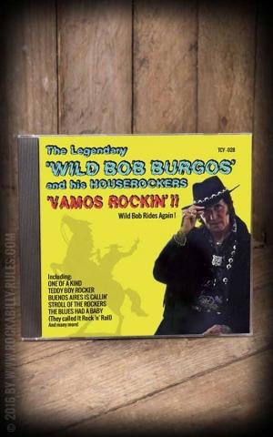 Wild Bob Burgos - Vamos Rockin
