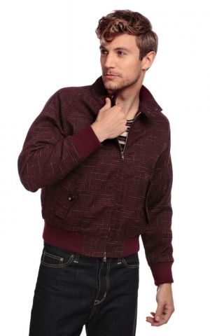 Collectif Barry Cross Jacke