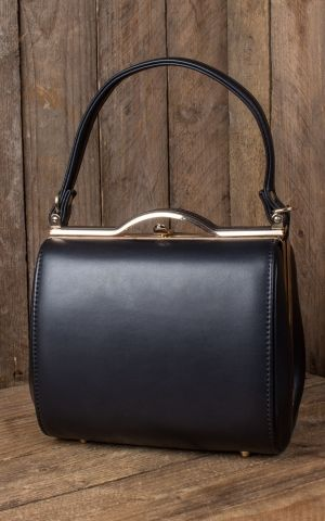 Collectif Handtasche Carrie Bag, schwarz