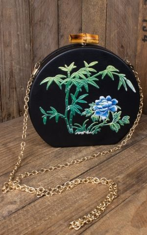 Collectif Handtasche Tania Tiki Clutch