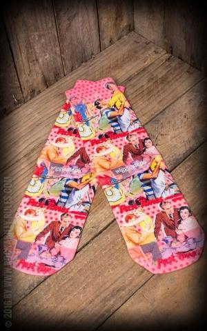 Strümpfe - Socken - Lady Socks Past Times