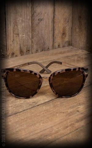 Women Sun glasses Audrey, Leopard
