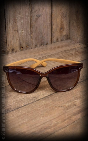 Women Sun glasses Mary, brown