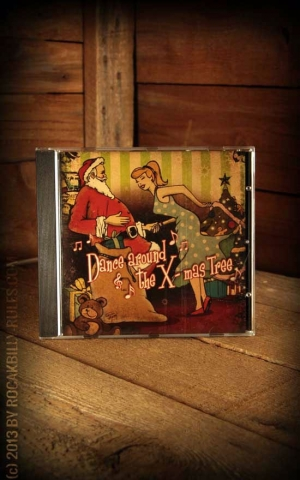 Sampler - Dance Around The X-Mas Tree Christmas