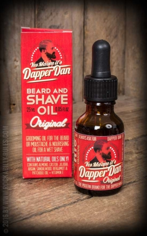 Dapper Dan - Beard and Shave Oil