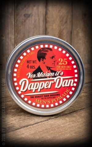Dapper Dan - Mens Pomade