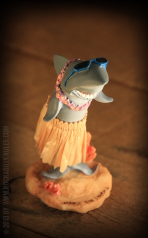 Armaturenbrettfigur | Dashboard Sharky