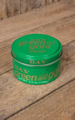 Dax Green and Gold Pomade