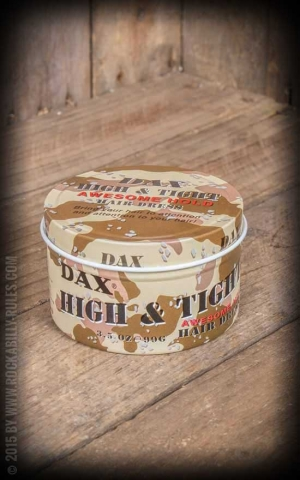 DAX - High & Tight - Awesome hold