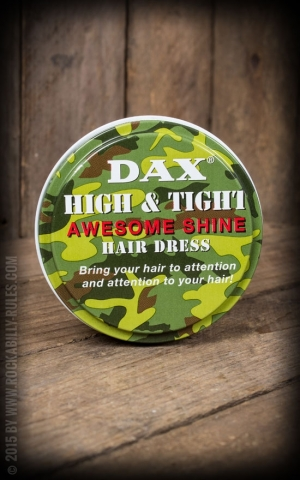 DAX - High & Tight - Shine