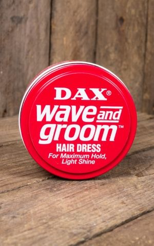 Dax Red Wave & Groom
