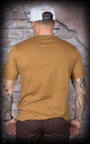 Dickies - T-Shirt Armoral, braun