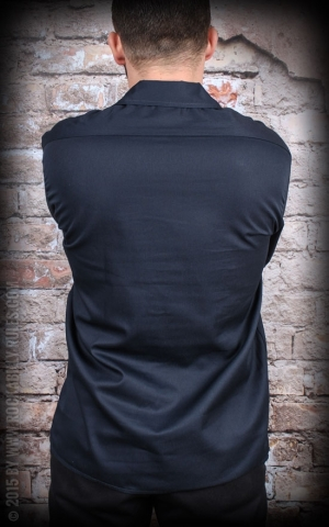 Dickies - Work Shirt Longsleeve, dark navy