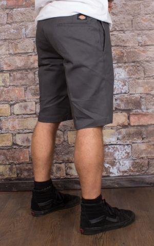 Dickies 11In Slim Straight Work Short, charcoal