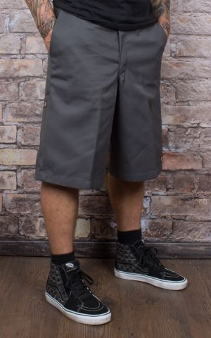 Dickies 13In Multi-Pocket Work Short Loose Fit, charcoal