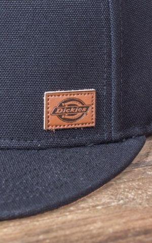Dickies - Baseball Cap | Snapback Minnesota, schwarz