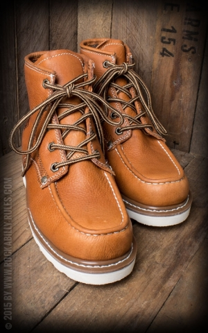 Dickies - Boot Illinois, chestnut