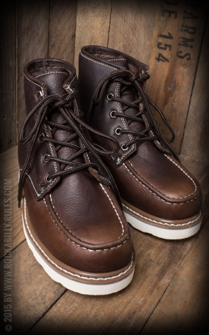 Dickies - Boot Illinois, dark brown
