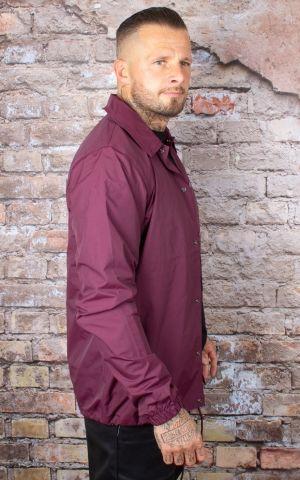 Dickies - Coachjacke Torrance, maroon