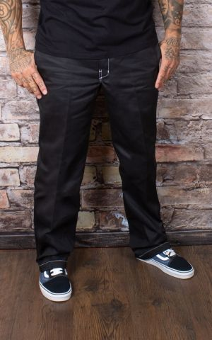 Dickies - 874 Contrast Work Pant, black