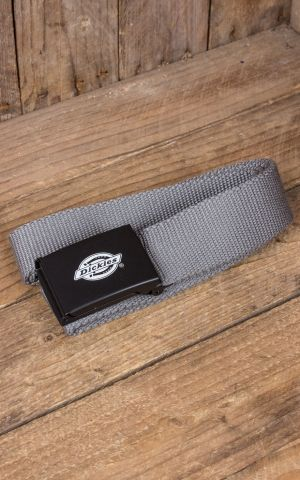 Dickies - belt Orcutt, charcoal grey