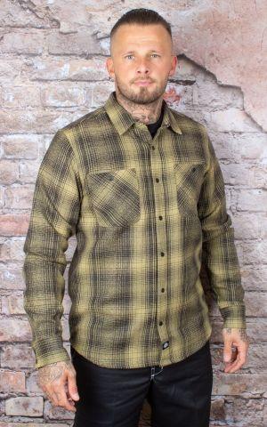 Dickies - Shirt Linville, khaki