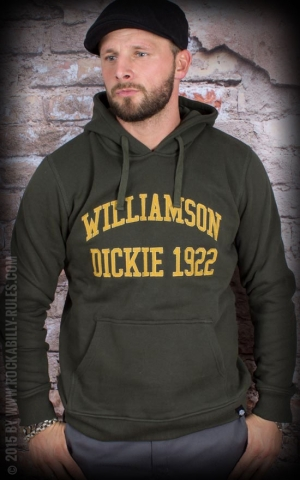 Dickies - Hoodie-Sweater Port Austin, olive