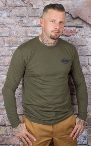 Dickies - Langarmshirt Pipersville