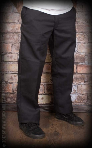 Dickies - Loose Fit Double Knee Work Pants
