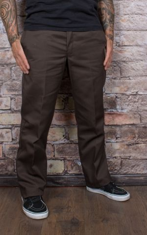 Dickies - Original 874 Work Pant brown