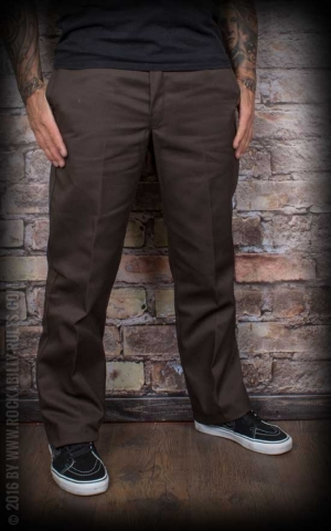 Dickies - Original 874 Work Pant braun