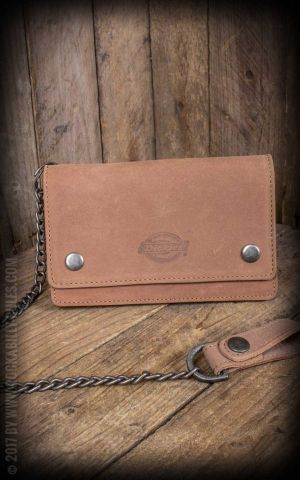 Dickies - Rockabilly Wallet Deedsville, brown
