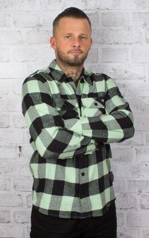 Dickies - Shirt Sacramento, mint