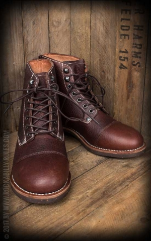 Dickies - Boot Knoxville, dark brown