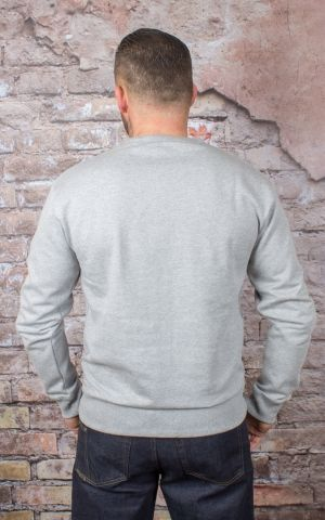 Dickies - Sweater Fredericksburg, gris