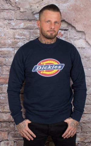 Dickies - Sweater HS Sweat, navy