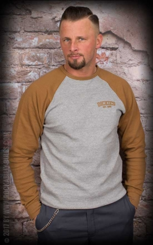 Dickies - Sweatshirt Hickory Ridge, braun