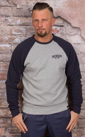 Dickies - Sweat-Shirt Hickory Ridge, navy