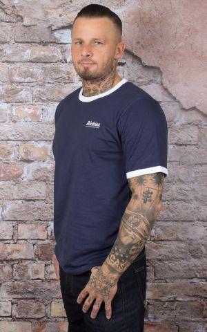 Dickies - T-Shirt Barksdale, navy