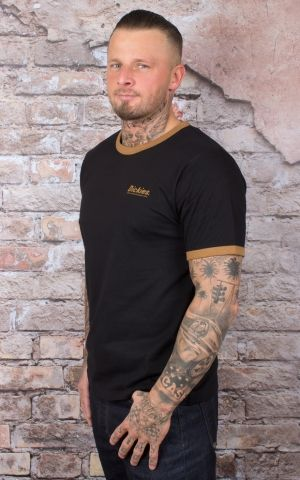 Dickies - T-Shirt Barksdale, schwarz