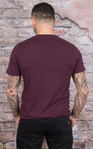 Dickies - T-Shirt Finley, maroon
