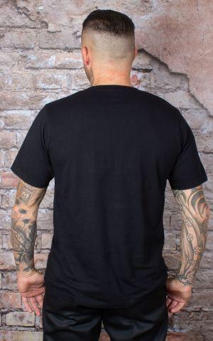 Dickies - T-Shirt Hardyville, schwarz